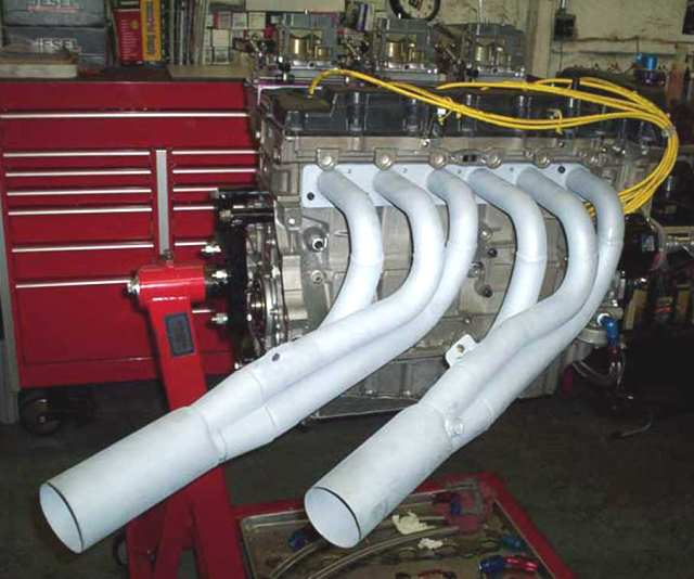 Construction Of My Bonneville Lakester Page 134