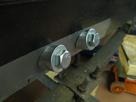 how to cut a torq into a bolt
