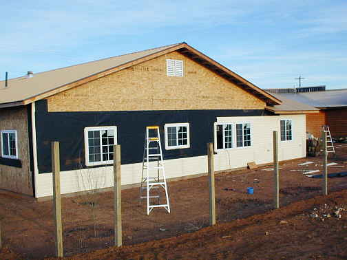 New House Construction Page 25