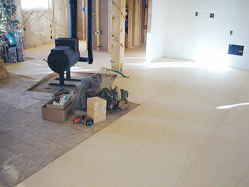 Plank Flooring  Particle board?, a discussion at The Floor Pro
