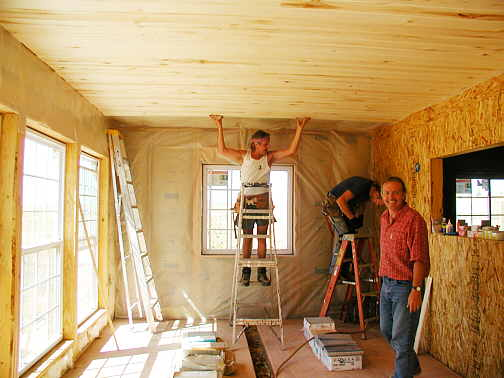 New House Construction Page 32