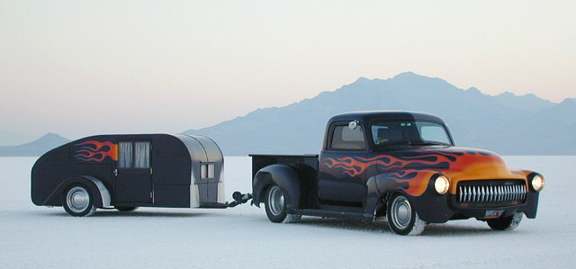 Teardrop trailers and teardrop construction pictures and teardrop